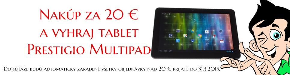 Vyhraj tablet
