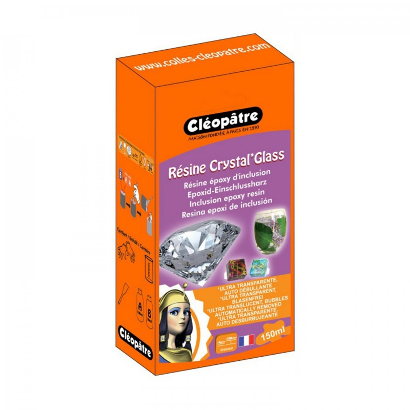 Kri�t�ov� �ivica CLEOPATRE CRYSTAL�DIAMOND 150 ml