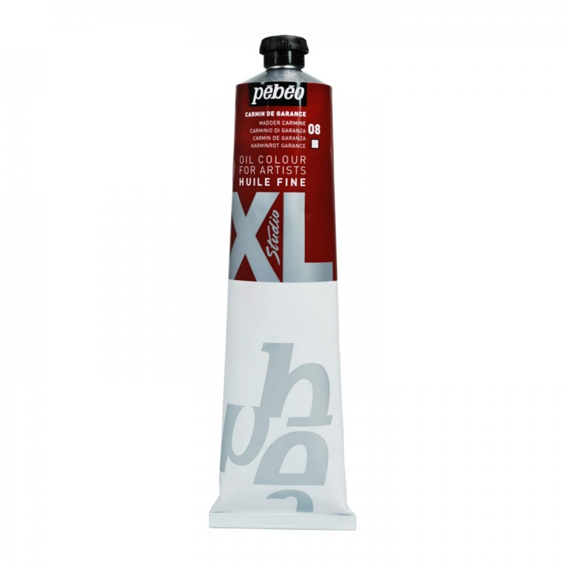 Studio XL 200 ml, 08 Madder carmine