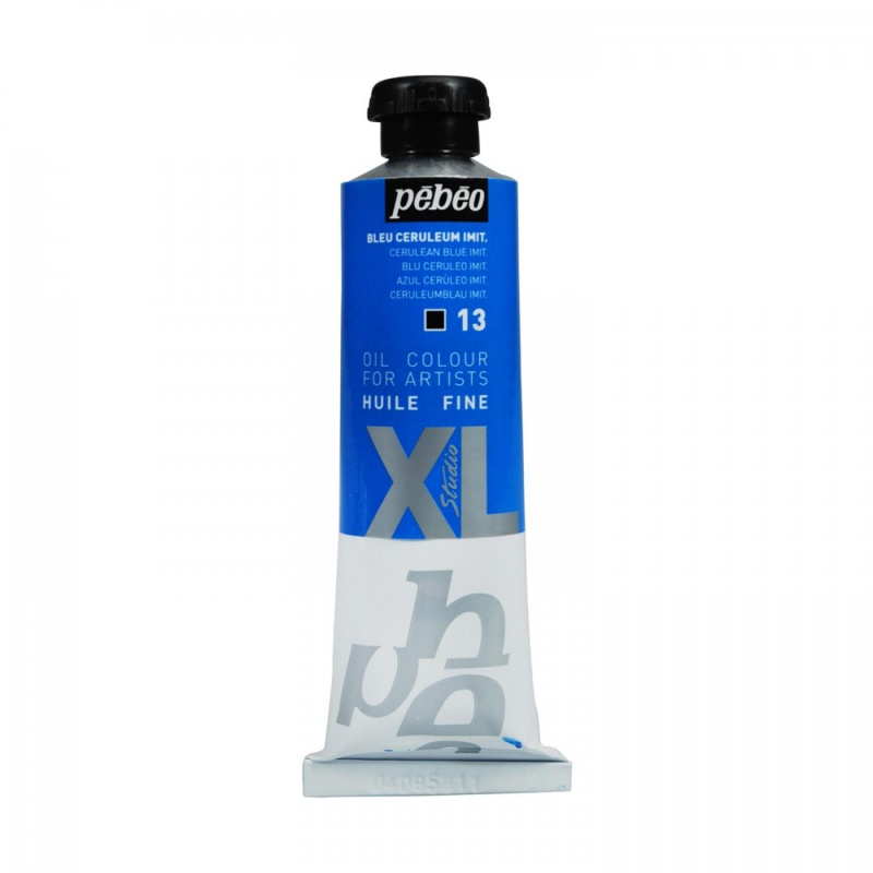 Studio XL 37 ml, 13 Cerulean blue hue