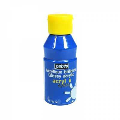 Acrylcolor 1 l, 108 Primary blue