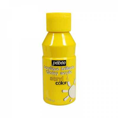 Acrylcolor 1 l, 148 Primary yellow