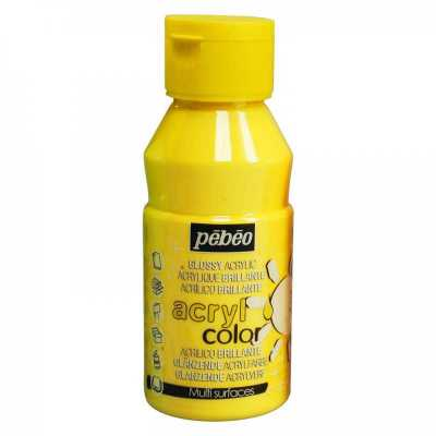 Acrylcolor 150 ml, 102 Yellow Lemon
