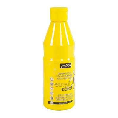 Acrylcolor 500 ml, 148 Primary yellow