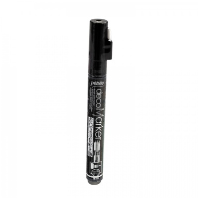 ACRYLIC MARKER 0,7 mm, 36 Black