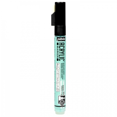 ACRYLIC MARKER 1,2 mm, 16 Turquoise