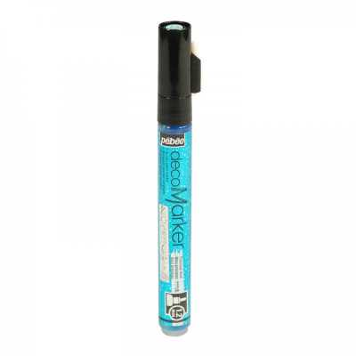ACRYLIC MARKER 1,2 mm, 53 Prec. blue
