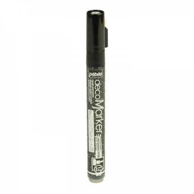 ACRYLIC MARKER 1,2 mm, 55 Prec. black
