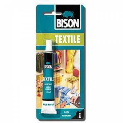 BISON lepidlo na textil 25 ml