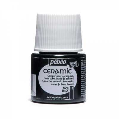 Ceramic 45 ml, 14 Black