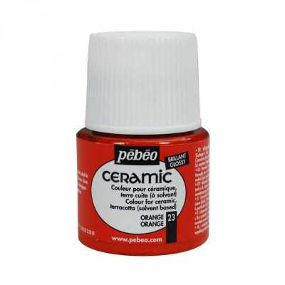Ceramic 45 ml, 23 Orange