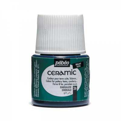 Ceramic 45 ml, 26 Emerald