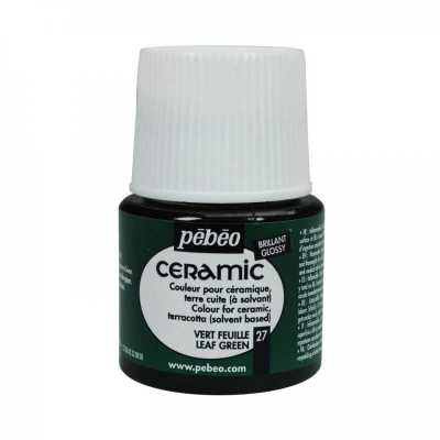 Ceramic 45 ml, 27 Leaf green