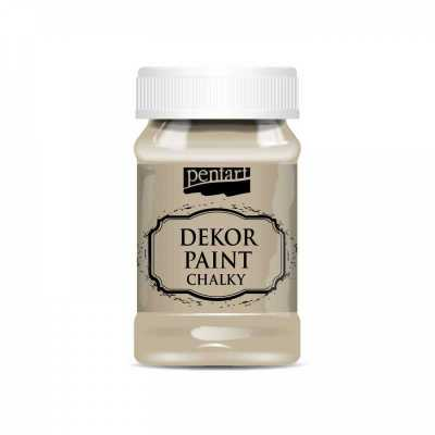 Dekor Paint Soft 100 ml, cappuccino