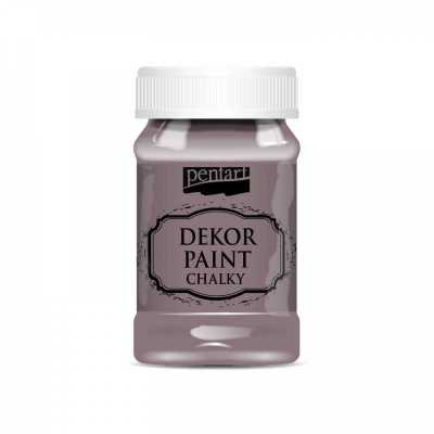Dekor Paint Soft 100 ml, country fialová