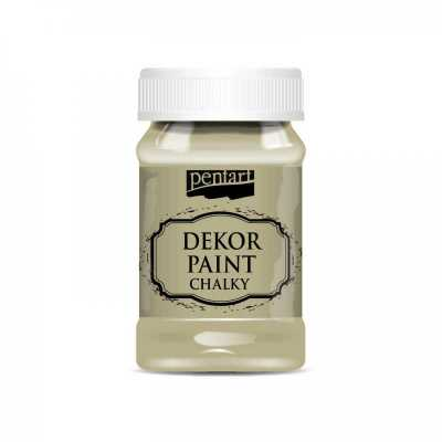 Dekor Paint Soft 100 ml, vintage béžová