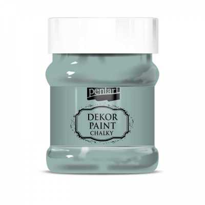 Dekor Paint Soft 230 ml, country modrá