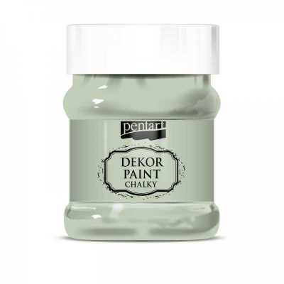 Dekor Paint Soft 230 ml, country zelená