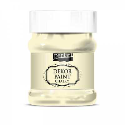 Dekor Paint Soft 230 ml, slonovinová