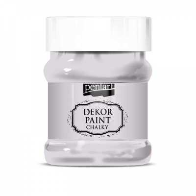 Dekor Paint Soft 230 ml, viktori�nska ru�ov�