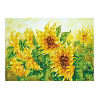 Diamond dotz, Hazy Daze Sunflowers, 41 x 57 cm