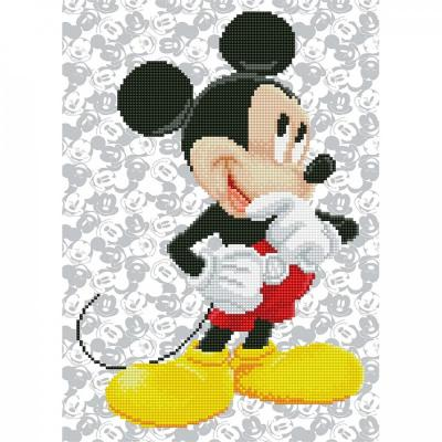 Diamond dotz, Mickey Wonders Kit, 31 x 43 cm