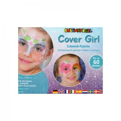 EULENSPIEGEL, Farby na tvár, Cover Girl - Make-up