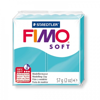 FIMO Soft, 57 g, 39 pepermint