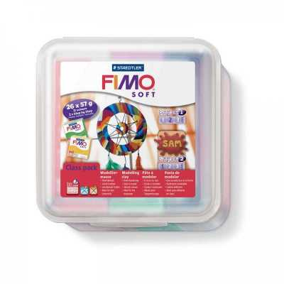FIMO SOFT Sada MAXI BOX