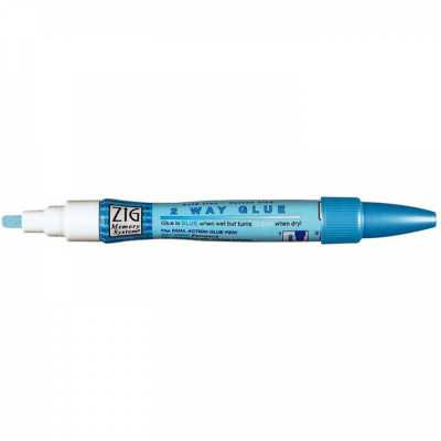 Kuretake, Lepidlo 2 Way Glue Chisel 4 mm