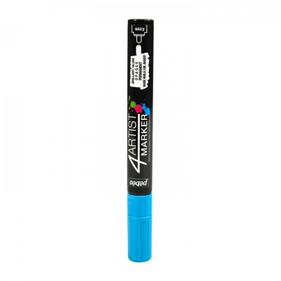 Olejové fixky 4ARTIST marker, 4 mm, 133 Light blue