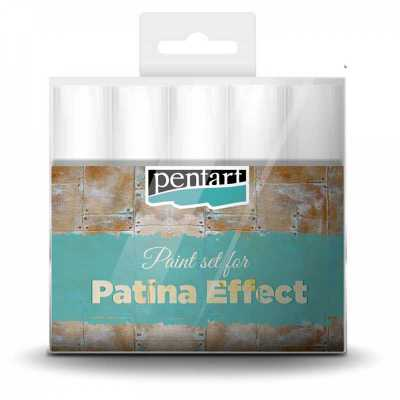 Patina, set farieb, 5 x 20 ml