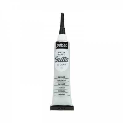 Setasilk Gutta 20 ml, 001 Colourless