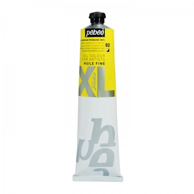 Studio XL 200 ml, 02 Primary cadmium yellow hue