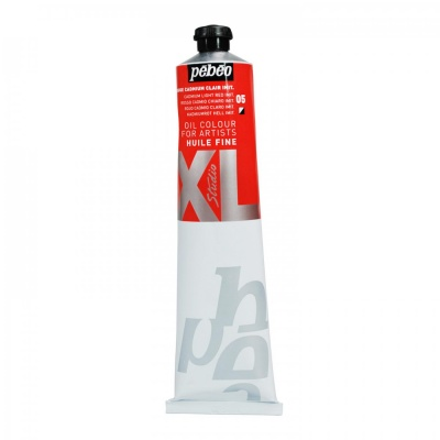 Studio XL 200 ml, 05 Cadmium light red hue