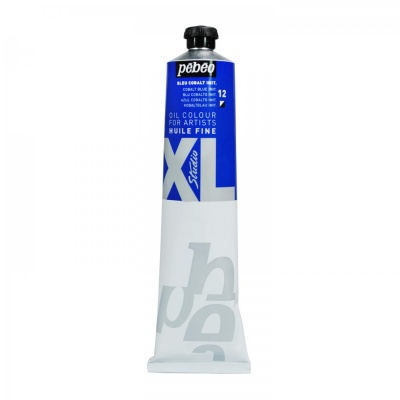 Studio XL 200 ml, 12 Cobalt blue hue