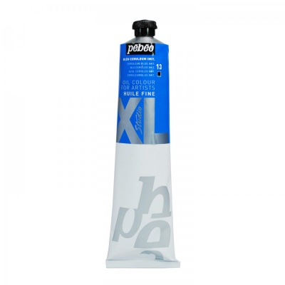 Studio XL 200 ml, 13 Cerulean blue hue