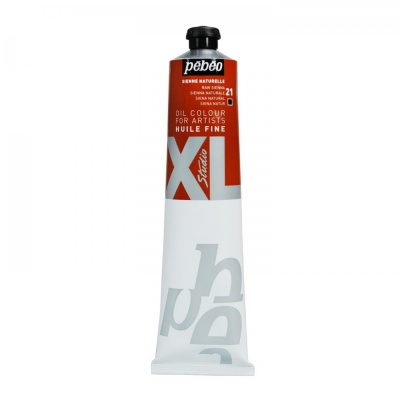 Studio XL 200 ml, 21 Raw sienna
