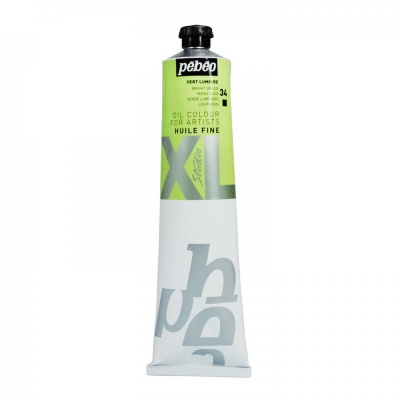 Studio XL 200 ml, 34 Bright green