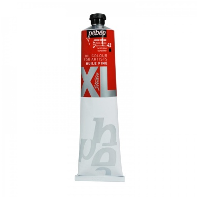 Studio XL 200 ml, 42 Red ochre