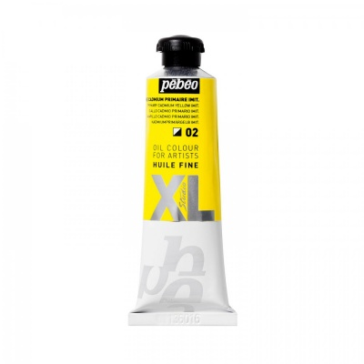 Studio XL 37 ml, 02 Primary cadmium yellow hue