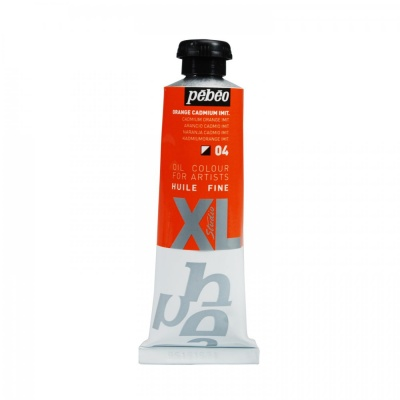 Studio XL 37 ml, 04 Cadmium orange hue