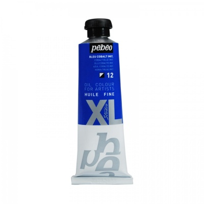 Studio XL 37 ml, 12 Cobalt blue hue