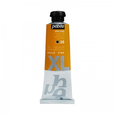 Studio XL 37 ml, 20 Yellow ochre