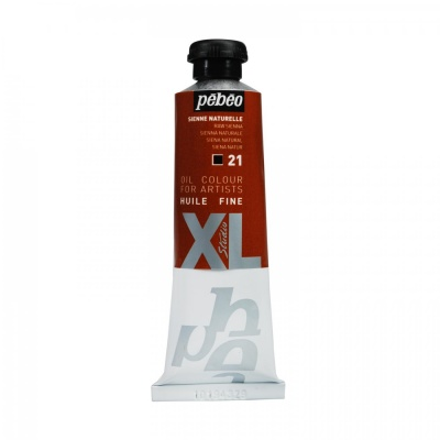 Studio XL 37 ml, 21 Raw sienna