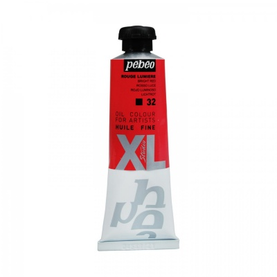 Studio XL 37 ml, 32 Bright red