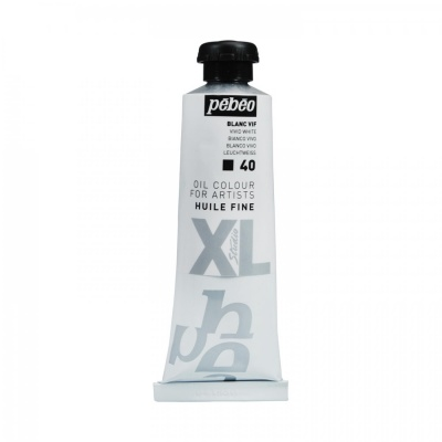 Studio XL 37 ml, 40 Vivid white